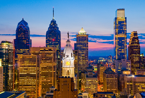Visit Philly Overnight Package