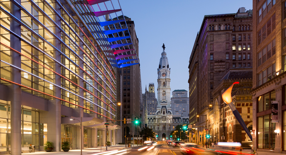 Pennsylvania Convention Center, Broad Street | ©Greg Benson for PCCA