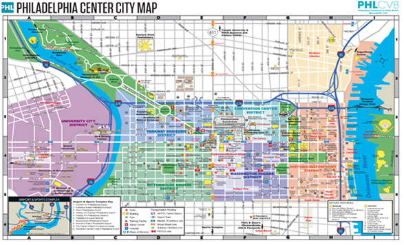 Philadelphia Bus Map Related Keywords and Suggestions Philadelphia – Philadelphia Tourist Map