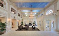 Philadelphia hotel lobby