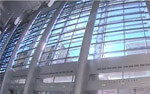Convention Center In Timelapse Video