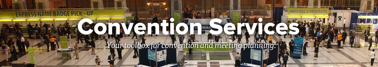 Convention Services
