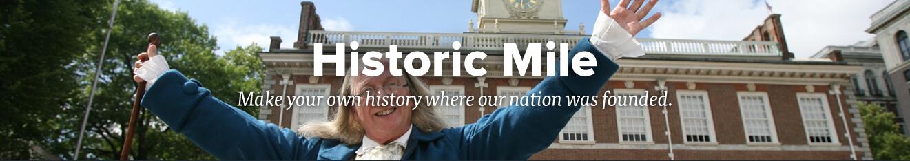 Historic Mile