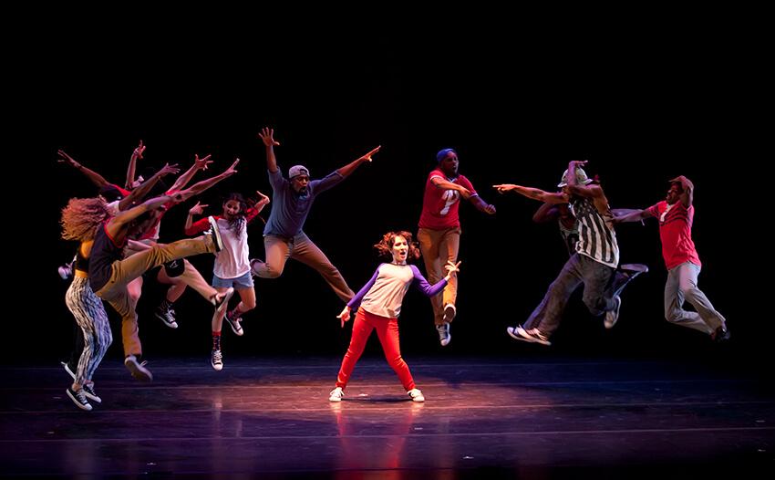 Itinerary: Performing Arts