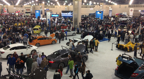 Reduced Cost At Philadelphia Auto Show Following Convention Center - Philadelphia convention center car show