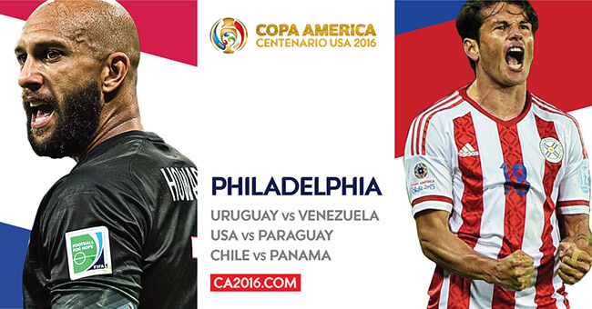Copa America to Bring World's Best to Philadelphia
