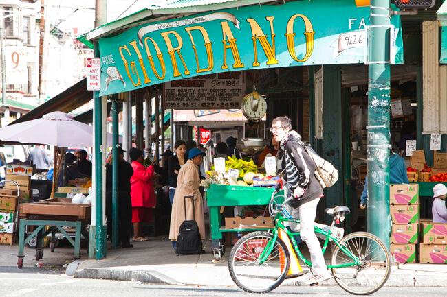 Philadelphia's Italian Market