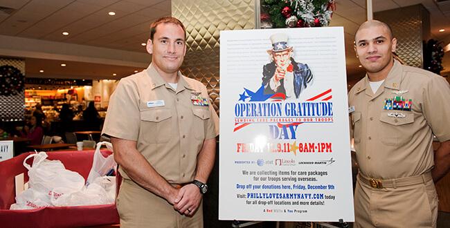 Operation Gratitude Day