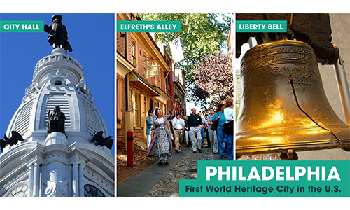 First Heritage City in US