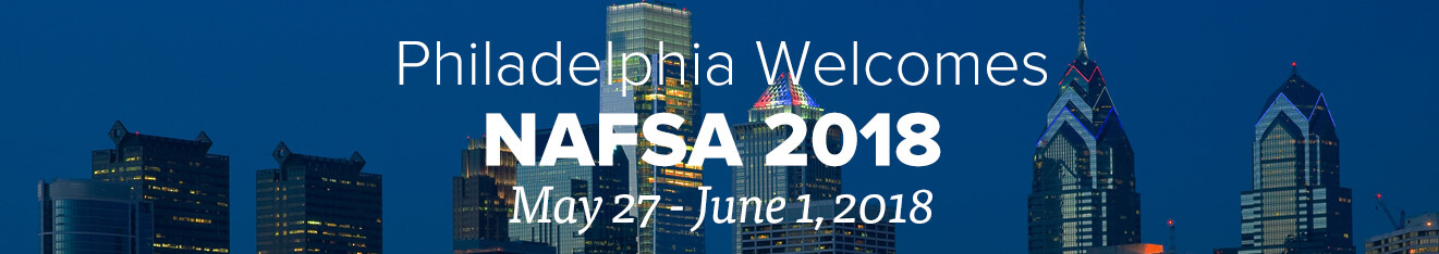 NAFSA 2018 Annual Conference & International Education EXPO