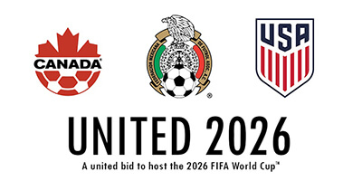 World Cup 2026 logo