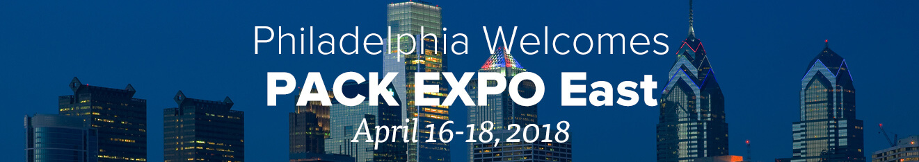 2018 PACK EXPO East