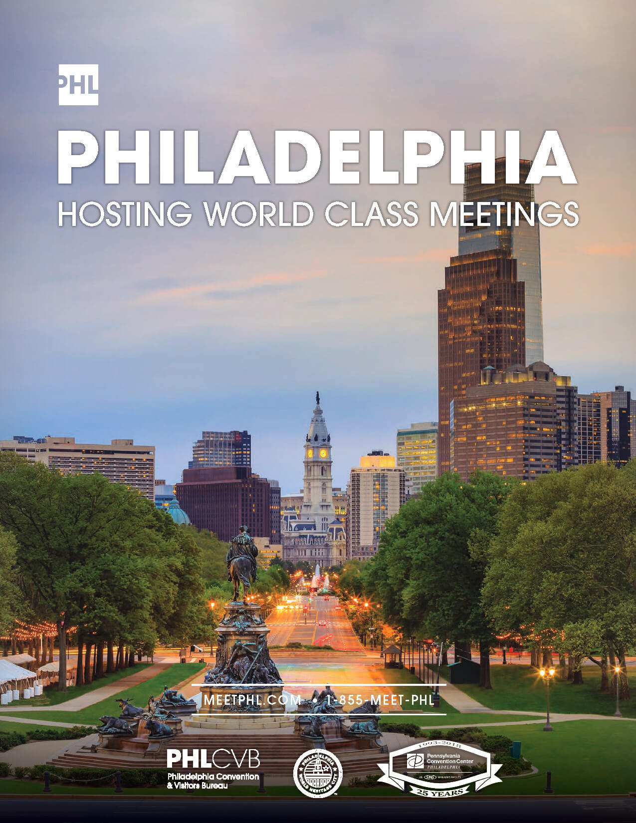 Pa. Convention Center Sales Brochure