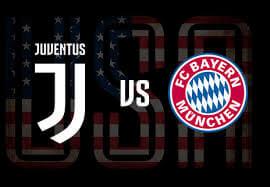 Juventus vs. Bayern Soccer