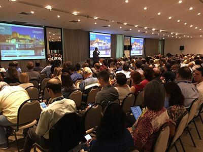 Visit USA Brazil Roadshow presentation