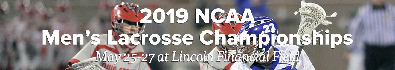 2019 NCAA Men's Lacrosse Championships