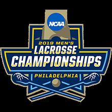 NCAA 2019 Men's Lacrosse Championship logo