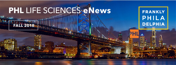 PHL Life Sciences eNews - Fall 2018