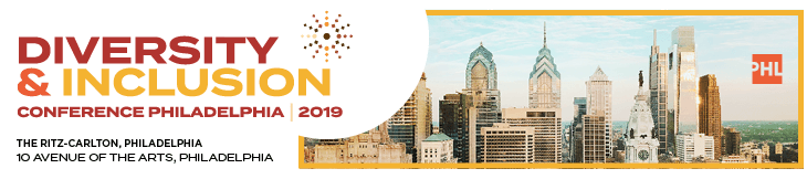 PHLCVB and PHL Diversity present the 2019 Diversity and Inclusion Conference