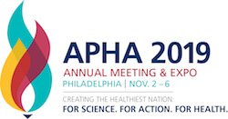 APHA 2019 Annual Meeting & Expo