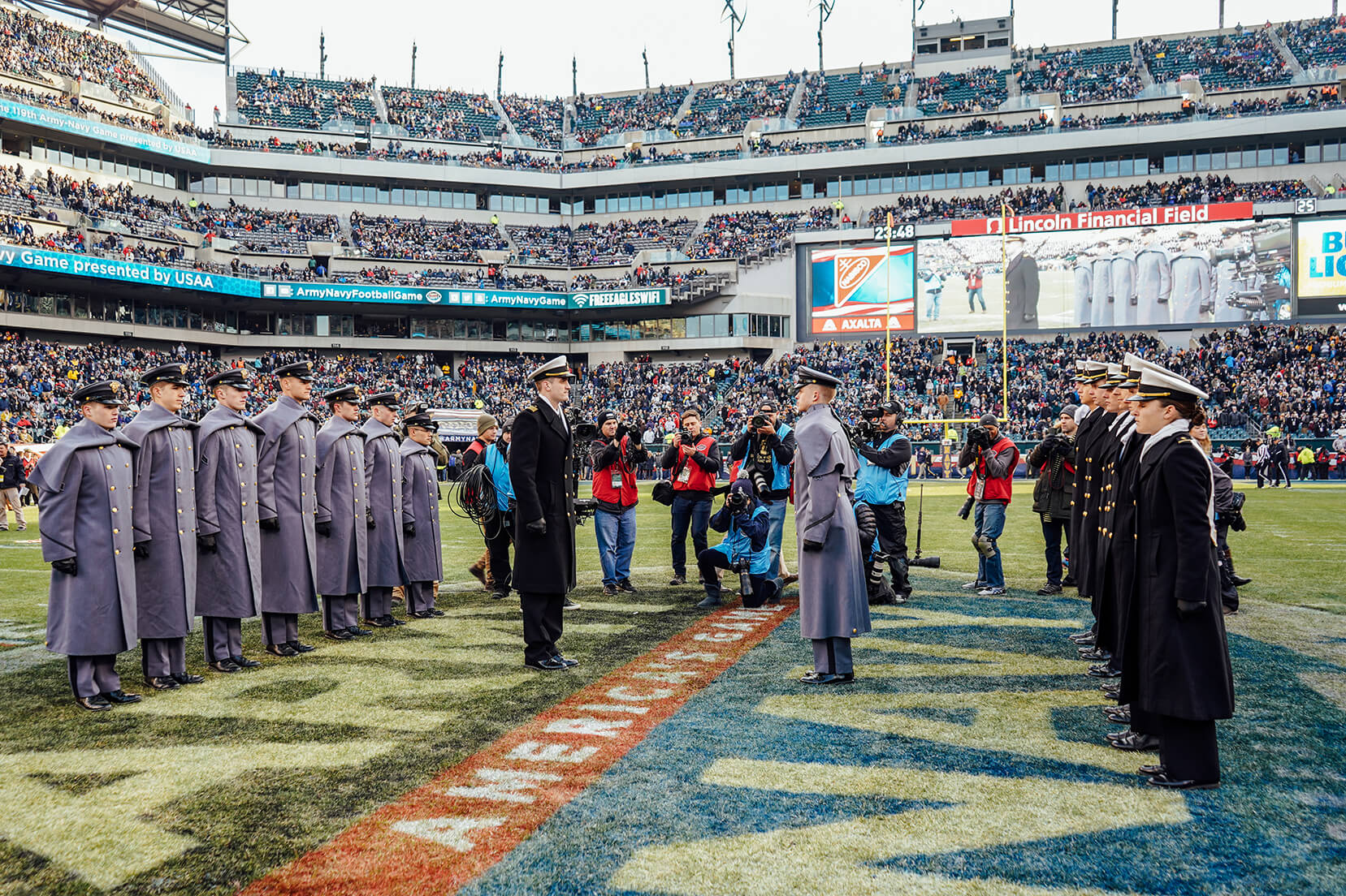 2018 Army Navy Game Discoverphl Com