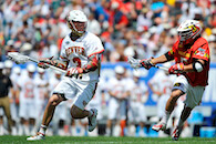 Philadelphia will host the 2019 NCAA Men's Lacrosse Championships