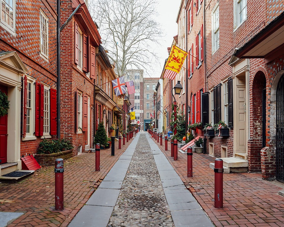 Historic District Itinerary