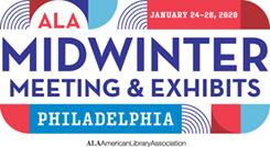 ALA Midwinter 2020 Logo