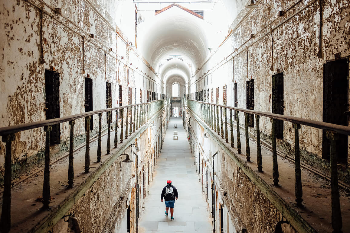 The World's First True Penitentiary: Eastern State - discoverPHL.com