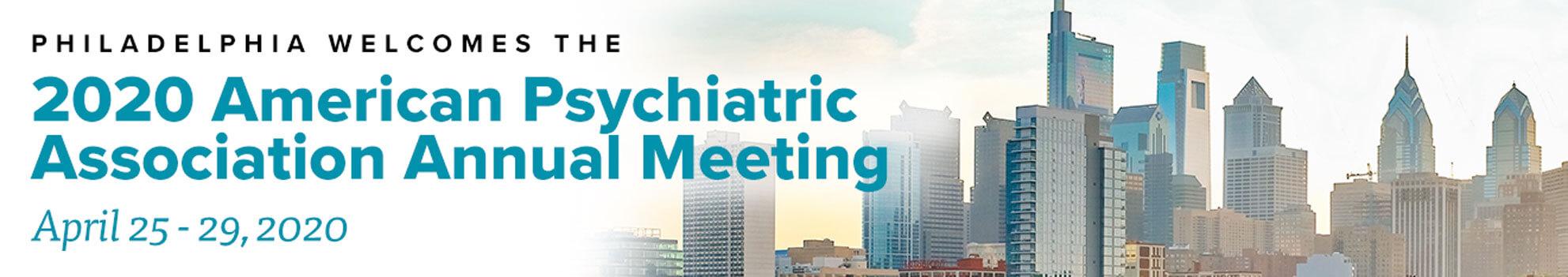 2020 APA Annual Meeting