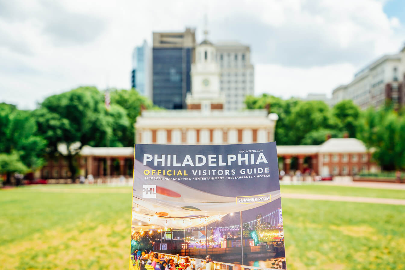 Philadelphia Official Visitors Guide: Get It Delivered to You