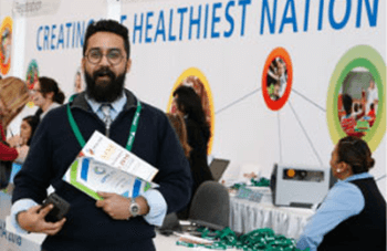 Public Health Association Meeting