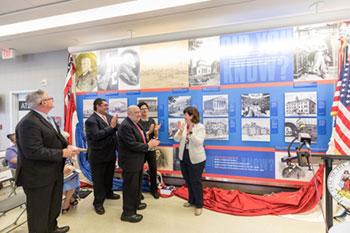 PHL International Airport Showcases Medical History