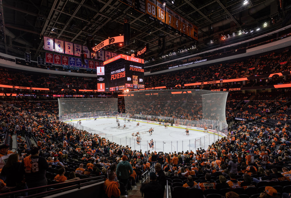 Venue Spotlight Wells Fargo Center Discoverphl Com