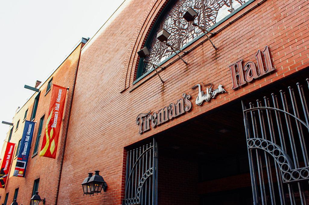 fireman's hall museum