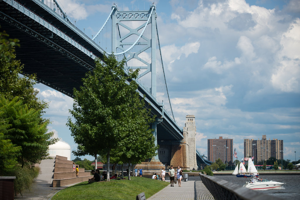Suggested Philadelphia Bus Parking Facilities