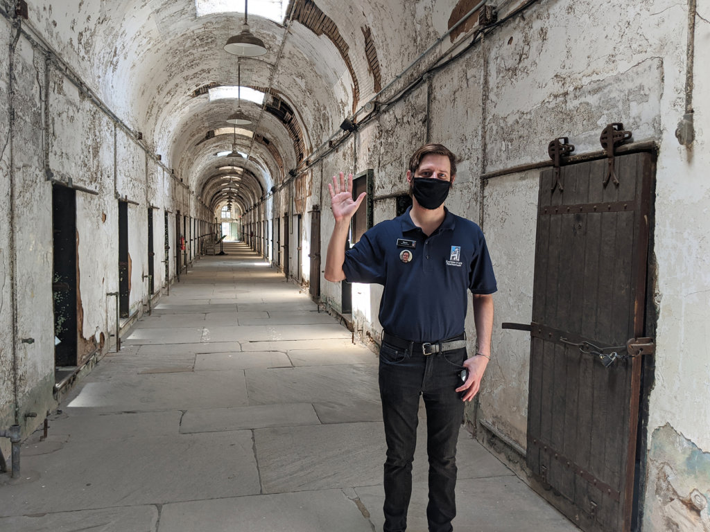 eastern state penitentiary safety