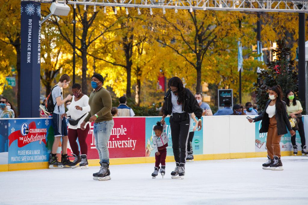 ice skate in dilworth